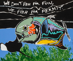 We Don't Fish For Fun